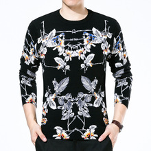 2016 Autumn font b Men s b font O neck font b Sweater b font Warm