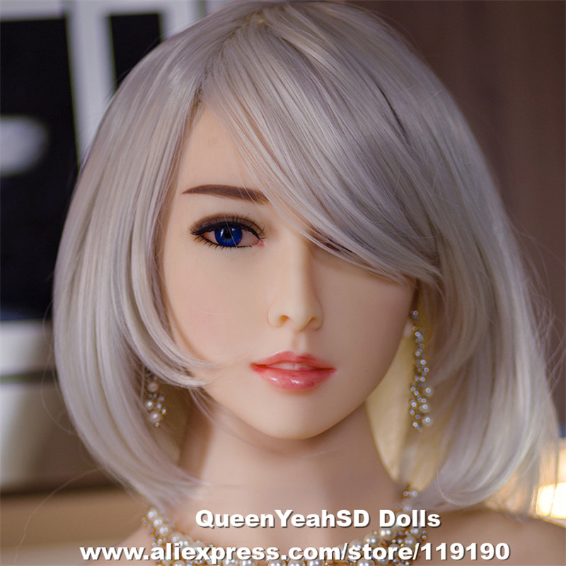 NEW Oral Sex Doll Head For Chinese Love Dolls Sexy Doll Silicone Heads With Oral Sex Products For Dolls 140cm To 170cmNEW Oral Sex Doll Head For Chinese Love Dolls Sexy Doll Silicone Heads With Oral Sex Products For Dolls 140cm To 170cm