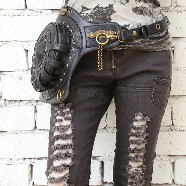 Steel master steampunk fashion bag