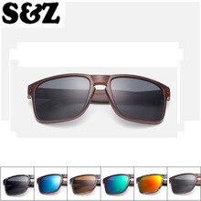 Hot Sale Sunglasses Men Sports Sun Glasses Outdoors Reflective Eyewear Colorfulr Mirror Coating Gafas De Sol Oculos  De Sol