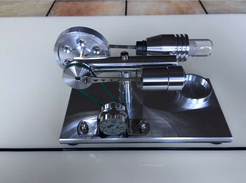 Miniature steam engine Stirling engine engine generator model hobby-in Gags & Practical Jokes from Toys & Hobbies    1