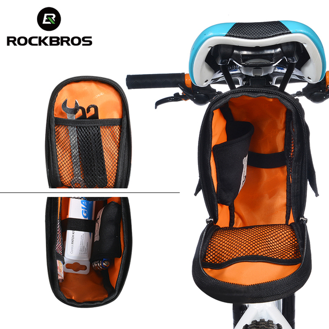 ROCKBROS Bicycle Saddle Bag