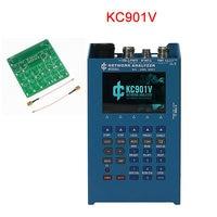 RF multimeter handheld network tester analyzer KC901V update from KC901S vector with Demo kit KC951021 for KC901S 901V 901M