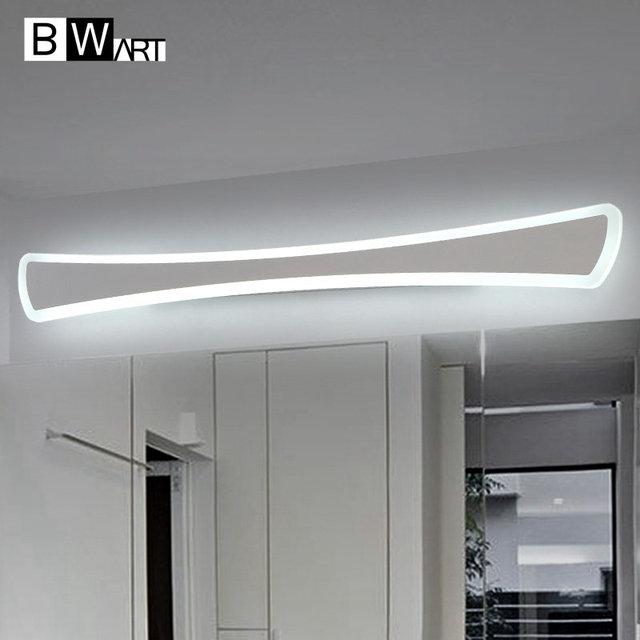 BWART Modern Anti Fog Proof LED Mirror Lights Dressing Table/toilet/bathroom  Mirror
