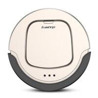 Isweep робот пылесос выносливость около 90 мин. 4 чистых режимы Smart Remote Управление Авто зарядка + зачистке ткань домашнего машина