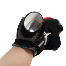 Bicycle Mirrors Wrist Mirror Rearview Wristband Motorbike Handlebar Reflector Riding Equipment  #8