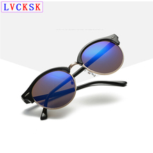 лучшая цена Double Rivets Polarized Myopia Sunglasses Women Men Finished Nearsighted Glasses Vintage shortsighted Eyeglasses 0 -1 to -6.0 L3