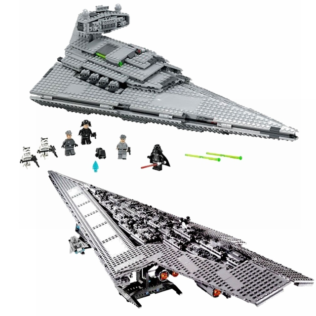 Magic 05027 05028 Legoings Star Plan 8 Imperial