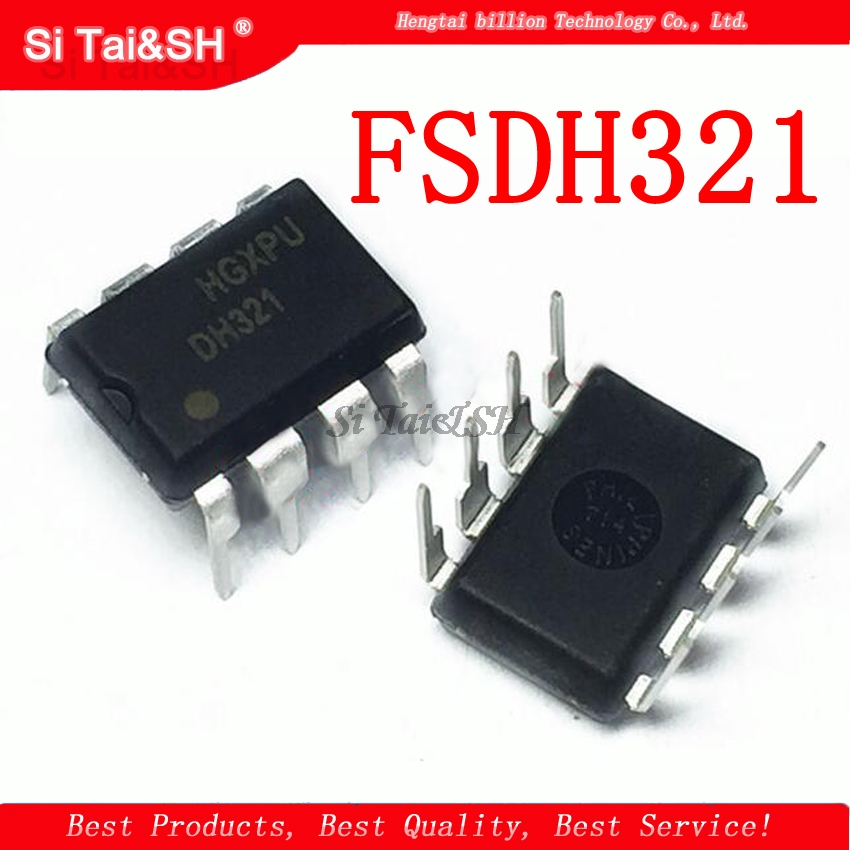 1pcs  DH321 FSDH321 DIP-8 New Original IC