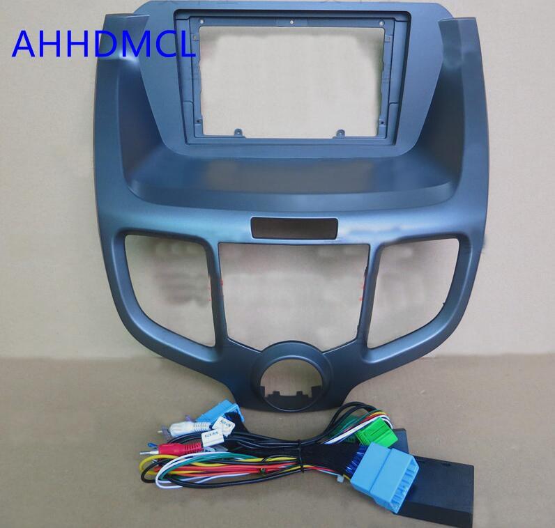 Car Fascia Navigation Frame Dash Frame Kit For 9 Universal Android Multimedia Player For Odyssey 2004
