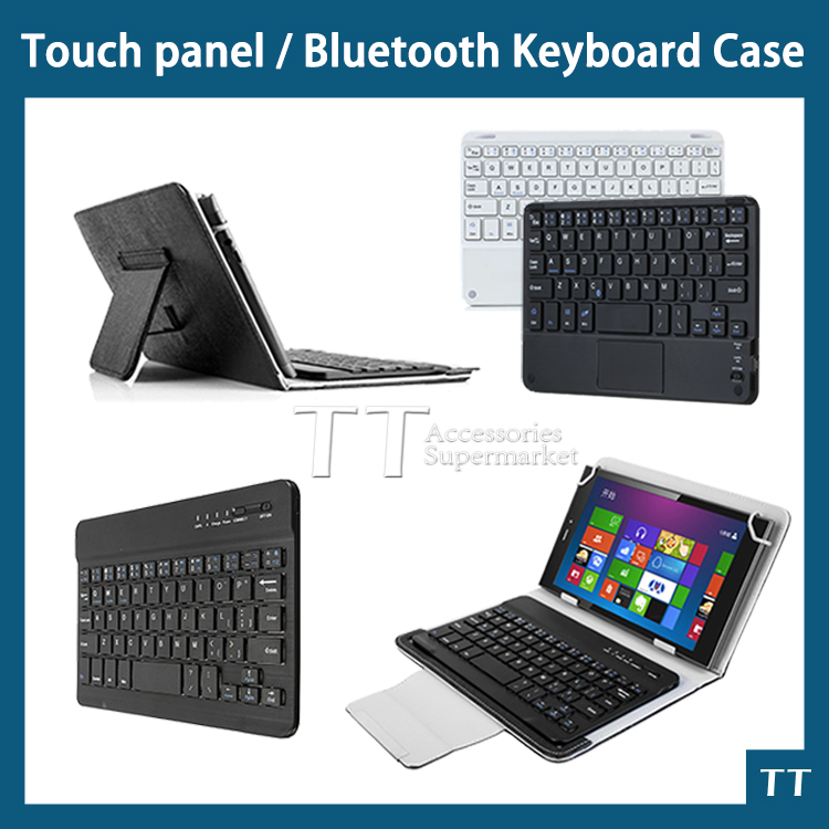 Universal Bluetooth Keyboard Case for Cube iWork8 Ultimate iwork 8 air 8Tablet PC Wireless Bluetooth Keyboard Case+free 3 gifts