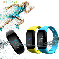 VOBERRY X11 Heart Rate Monitor Smart Band Health Bracelet IP68 Waterproof Wristband For Sports Hiking Pedometer
