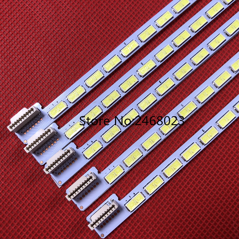 5piece/lot FOR konka LCD TV LED backlight LED42X8000PD LE42A70W 6916L01113A 6922L-0016A 6920L-0001C LC420EUN 1piece=60LED 531MM 1piece for tcl lcd tv led backlight l40f3200b article lamp lj64 03029a 2011sgs40 5630 60 h1 rev1 1 1piece 60led 455mm is new