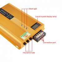 Коробка сбережения электроэнергии JF 001C 45KW промышленная с дисплеем светодио дный и независимым предохранителем для химической промышленно