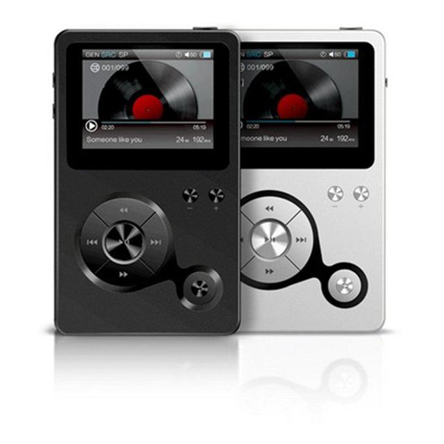 Hidizs AP100 CS4398 4760B SRC Portátil Digital de Alta Fidelidad de Audio MP3 Reproductor de Música Lossless Apoyo APE/FLAC/ALAC/WAV/WMA/OGG/MP3