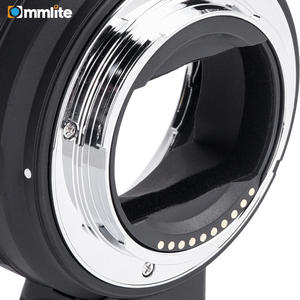 Image 3 - 소니 a7 a9 a7ii a7rii a7riii a6500 등을위한 e 마운트 카메라에 캐논 ef/EF S 렌즈 용 commlite 전자 af 렌즈 어댑터 링