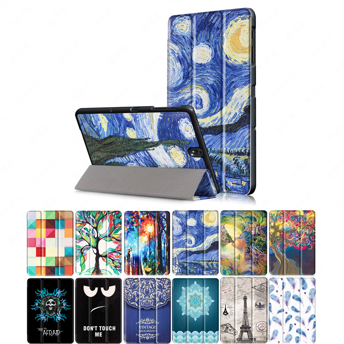 for Samsung Tab S3 9.7 Case, Ultra Slim Case + PU Leather Smart Cover Stand Auto Sleep/Wake for Galaxy Tablet S3 SM-T820 T825 luxury folding flip smart pu leather case book cover for samsung galaxy tab s 8 4 t700 t705 sleep wake function screen film pen
