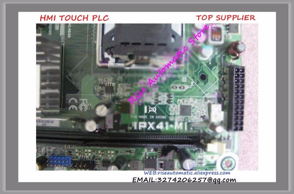 IPX41-ML G41 ITX Mini 775 Motherboard Platform Concentrated Core m945m2 945gm 479 motherboard 4com serial board cm1 2 g mini itx industrial motherboard 100