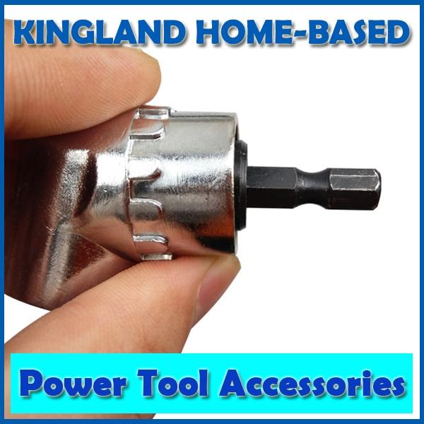 Destornillador de destornillador de ángulo de bit hexagonal - Accesorios para herramientas eléctricas - foto 3