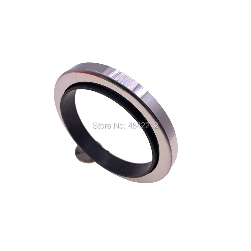 Free shipping 2pcs/lot 80*100*10=1622096000 air compressor oil seal shaft seal double lips PTFE