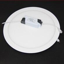 15W LED Panel Light square Round Ceiling Downlight Lamp White Warm Light  Flat Panel Led Lighting High Quality Brightness