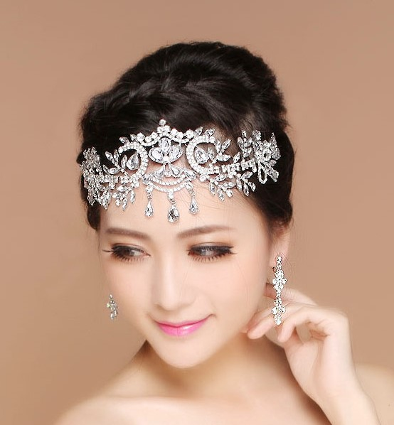 Indian Wedding Headdress: Online Buy Wholesale Indian Headpiece From China Indian