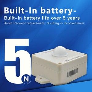 Image 3 - light intensity sensor/illumination sensor/lora lumen data logger/wireless light transmitter 433/868/915mhz battery powered