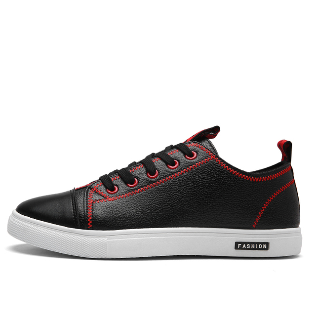 Comfort Fashion PU Skateboarding Shoes