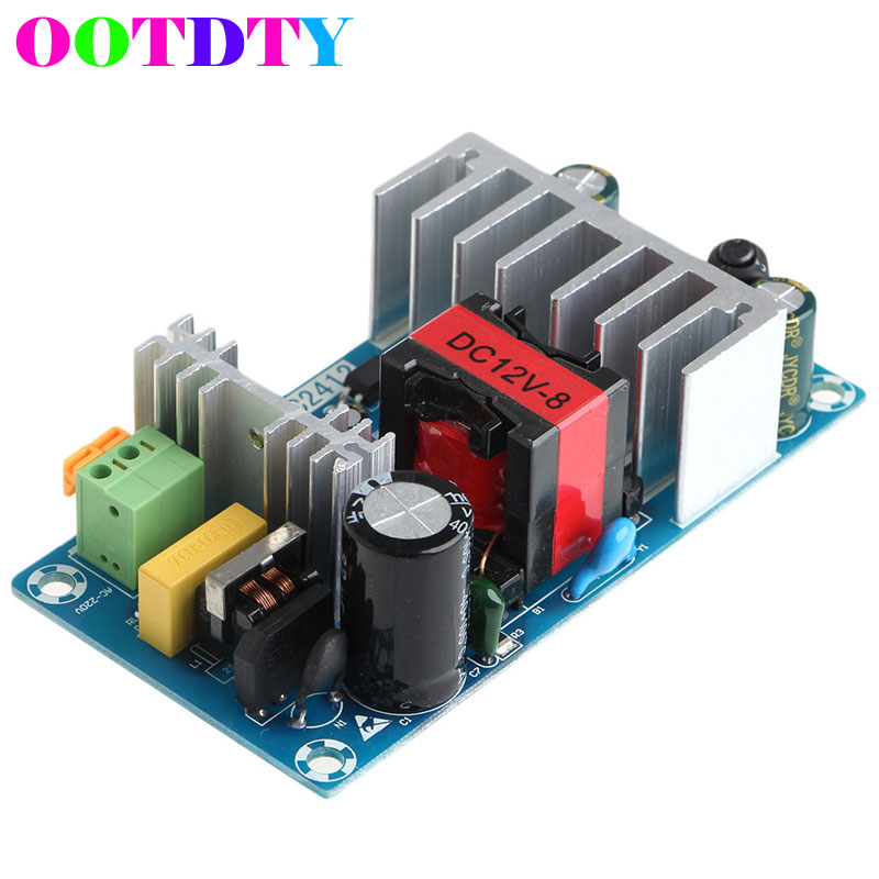 6A-8A 50 HZ / 60 HZ Unit For 12V 100W Switching Power Supply Board AC-DC Circuit Module XK-2412 tp760 765 hz d7 0 1221a