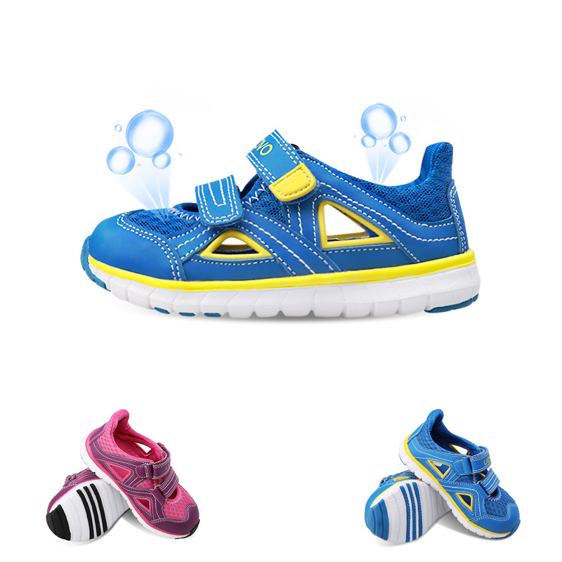 2018 Fashion Summer Kids Sandals, Toddler Shoes, sandalia menino, New Kids Shoes, Baby Beach Shoes, Little Boys Girls Sandals
