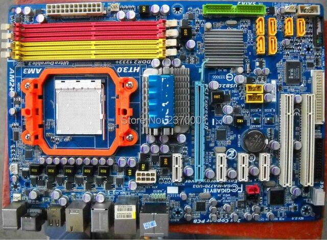 GA-MA770-UD3 SATA TREIBER