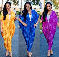 Summer African Traditional Clothing 2 Piece Set African Women Print Dashiki Dress African Clothing Indian Bazin Rich Woman