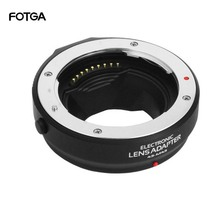 Auto Focus Adapter Ring for Four Thirds 4/3 lens to Olympus Panasonic Micro 4/3 MMF3