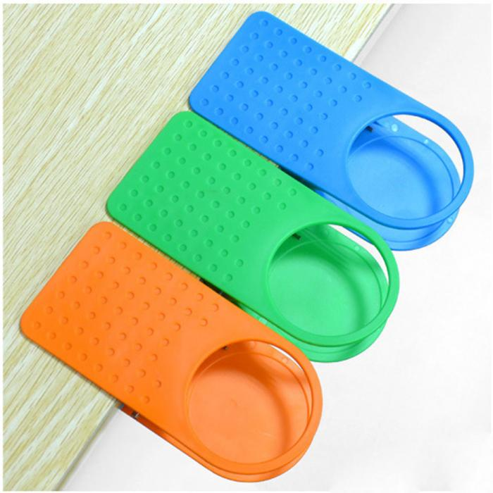 Creative Portable Drinking Cup Holder Clip Clamp For Desk Table