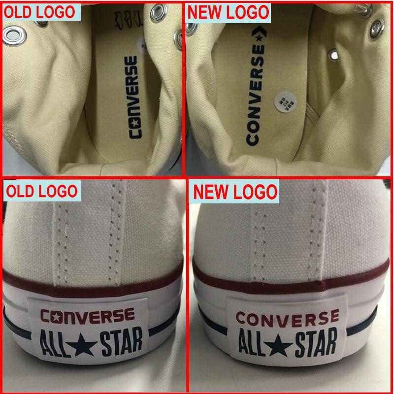 Nouveau Original Converse toutes les étoiles chaussures Chuck Taylor homme et femmes unisexe haute classique baskets chaussures de skate 101013 - 6