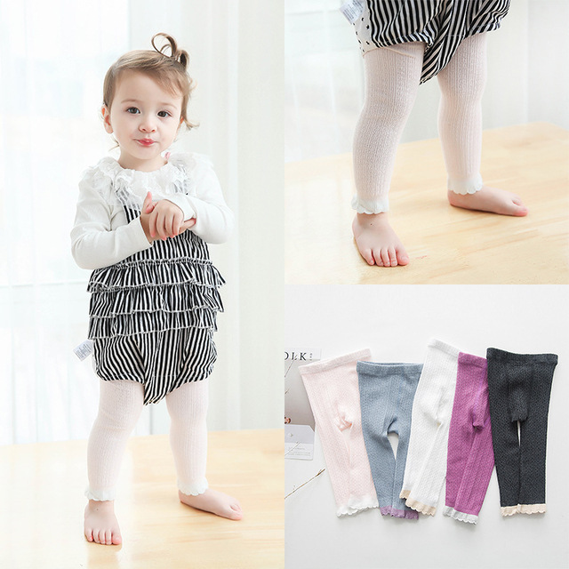 Aliexpress.com : Buy Infant Baby Girls Tights Age 0 24M