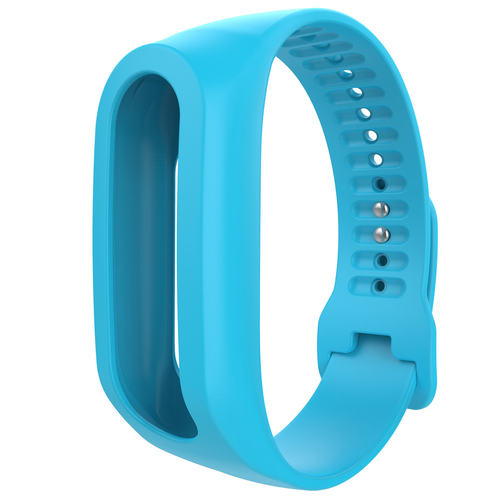 Soft Durable Colorful Strap Wristband Replacement Silicone Watchband Accessories for Tom Tom Touch Fitness Tracker Smart Watch 13