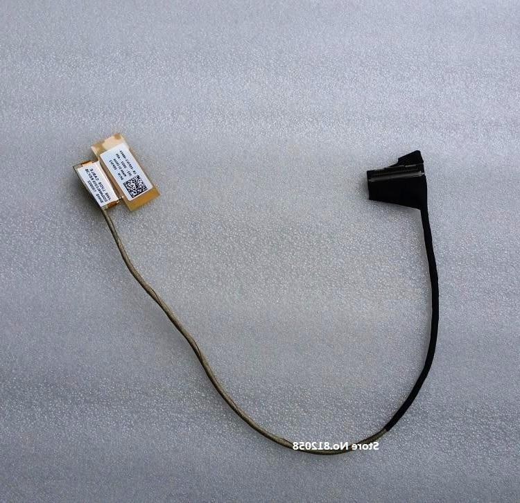 WZSM ΝΕΟ καλώδιο οθόνης LCD για DELL Vostro 5460 5470 v5460 V5470 5439 Φορητός υπολογιστής P / N DD0JW8LC000 DD0JW8LC010