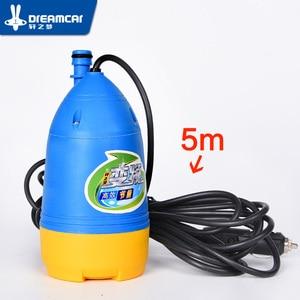 Image 4 - High Pressure Washer Car Wash 12v  Washing Machine Car Portable Car Washer Device Household Washing Pump Car Tools Water Gun