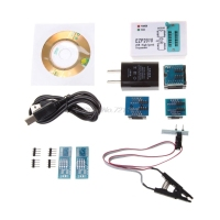 EZP2010 USB High Speed EEPROM SPI BIOS Programmer Support 24C 25C 93C Burn Block Oct18 Electronics Stocks