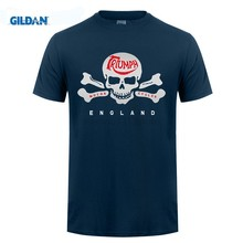 67c12c94ef GILDAN Men s T-Shirt TRIUMPH Classic Logo Race Letter Print T shirt Cotton  Short Sleeve