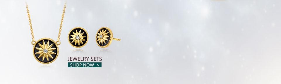 HTB1N.m7bLc3T1VjSZPfq6AWHXXaN 18K Gold Plated 925 Sterling Silver Star Stud Earrings for Women Black Agate  Gemstones Silver 925 Korean Studs Earings 2019