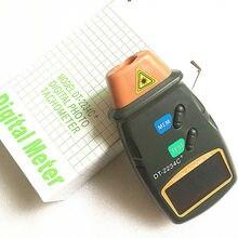 DT-2234C+ digital photo tachometer digital engine tachometer digital speedometer Digital Laser Photo Tachometer Non Contact Tach