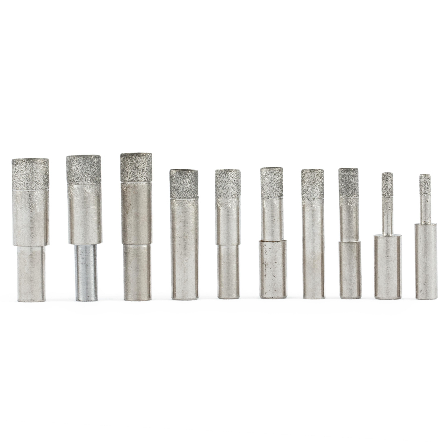 Durable 3-13mm Composite Electroplating Diamond Core Bit Cutting Hole Saw Glass