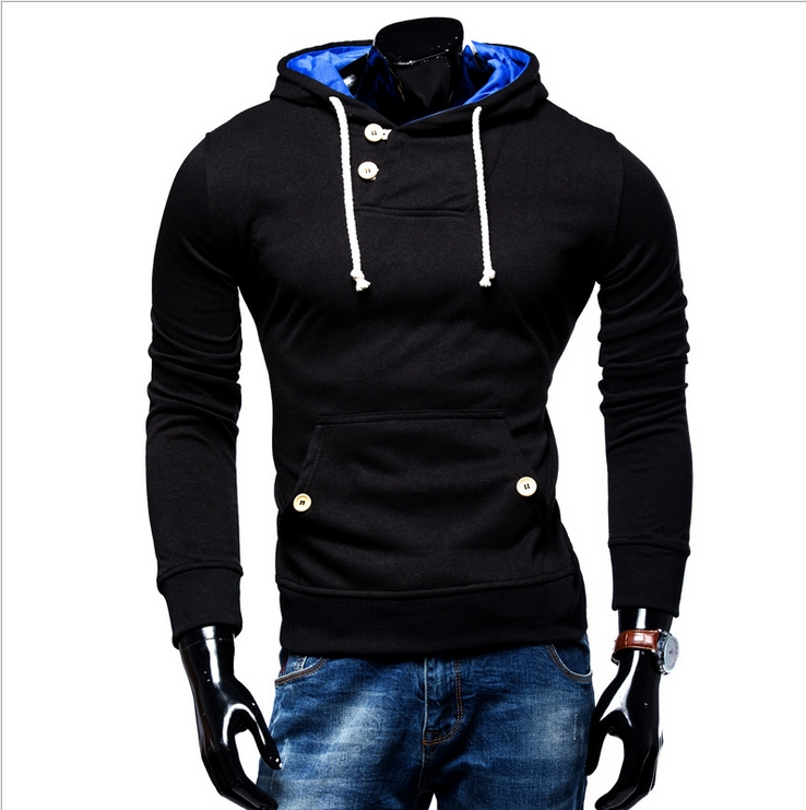 adba7db80 2016 nuevo diseño para hombre Causal hoodies