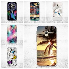 "Case for Alcatel Pop 3 OT5015D 5.0"" Case Back Soft Silicone Cover for alcatel onetouch pop3 5015D Cover Coque Shells Fundas Bags(China)"