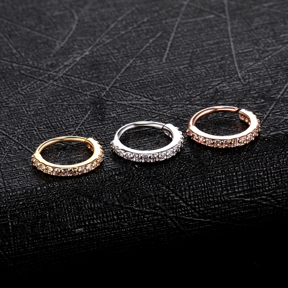 Small-Size-1Piece-Real-Septum-Rings-Pierced-Piercing-Septo-Nose-Ear-Cartilage-Tragus-Helix-Piercing-Clicker (2)