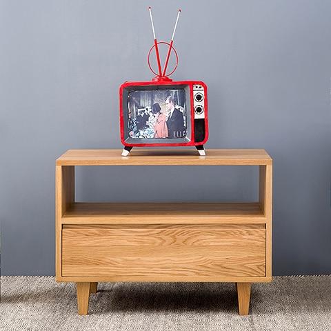 Moderne minimalistische woonkamer slaapkamer tv kast scandinavische ...