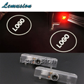 2X LED Courtesy Lamp Car Door Welcome Light 12V Projector Shadow For Nissan Altima Coupe Altima Sedan Armada Maxima Accessories