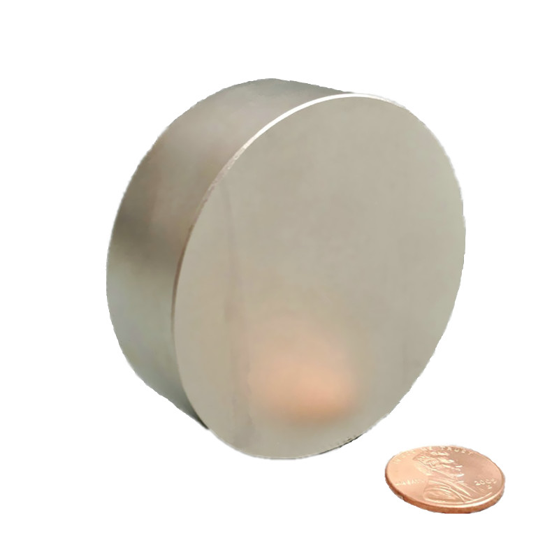 1 pack N52 NdFeB Magnet Large Disc Diameter 60x20 mm about 2.36'' Super Strong Neodymium Magnets Axially Magnetized Permanent Ma 2pcs mounting magnetic disc diameter 88 mm led light holding spotlight holder male thread ndfeb magnet strong neodymium magnet